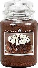 Goose Creek Holiday Rum Cake Essential Duftkerze
