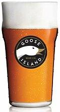 Goose Island Bierglas