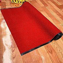 GOPG Innen/Außen Fußmatte, Schmutzfangmatte für