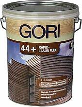 GORI 44+ Holzlasur 5 L Eiche 7805 Rapid Flex schnelltrocknend