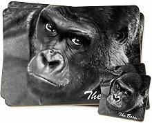 Gorilla 'The Boss' Vatertags-Geschenk