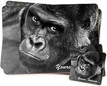 Gorilla ' Yours Forever' Sentiment