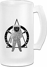 Gorilla Astronaut Space Glassware Für Bars