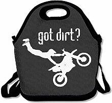 Got Dirt Bike Motocross Portable Carry Insulated