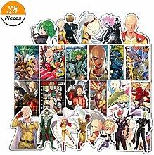 GOTH Perhk ONE Punch-Man Saitama Anime Cartoon