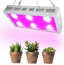 GOTOTOP 600W/1800W LED Pflanzenlampe Vollspektrum