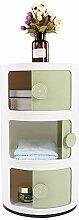 GOTOTOP Container Componibili, 3 Schichten runder