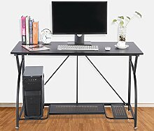 GOTOTOP Moderner Schreibtisch Computertisch