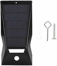 GOTOTOP Solar Gartenleuchte, 3,6W LED Solar