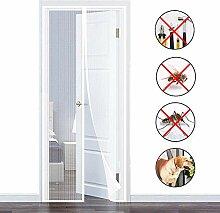 GOUDU Magnet Fliegengitter Tür, Fliegengitter