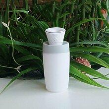 GOUGOUTragbare Auto Büro Luftbefeuchter USB powered Niederspannung 5V Wasser mikroporösen Zerstäubung Luftbefeuchter , white