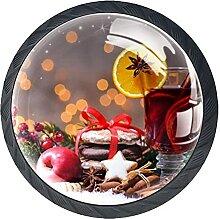 Gourmet Fruchtzutaten gelb rot schwarz yellow,