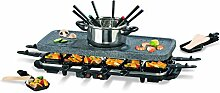 GOURMETmaxx 05897 Raclette & Fondue Set | Elektro