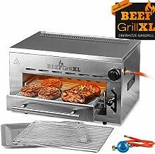 GOURMETmaxx Beef Maker XL | Oberhitze Gasgrill aus