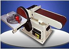 Gowe 100* 914mm Gürtel Sander 500W Schleifbock 220–240V Holz 100mm Disc Grinder und BLET Schleifen