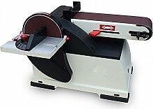 Gowe 150mm Disc Grinder 100* 914mm Holz Gürtel Sander 500W Holz Sander reines Kupfer Draht Induktion Motor