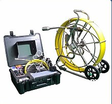 Gowe 2in 1Sanitär Video Inspektion Kamera System (60m)