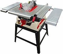 Gowe 25,4cm Holz Tisch 1800W Holz-Saw 254mm Elektrische Kreissägeblatt 1330mm verlängern Werkbank