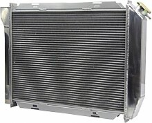 Gowe 3Reihe Aluminium für 67–68Ford Thunderbird/68Ford Country Sedan, Kühlung Radiator
