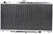 Gowe 3Reihe Aluminiumkühler, für Nissan GU Patrol Y61petrol 4,5l Automatische/manuelle 97–01high-per Automobil-Motoren Kühlsystem Marke