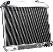 Gowe Aluminium Heizkörper 3Reihe Core für 1966–1970Dodge Chrysler 7,2l 440Motoren High Performance Engine Parts Auto Styling