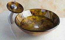 Gowe chrom Waschbecken Wasserhahn +