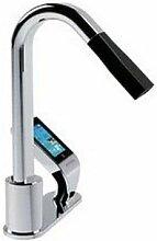Gowe Digital Badezimmer Smart Küchenarmatur Touch Elektronische Thermostat Küchenarmatur Sanitär