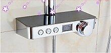 Gowe Digital Dusche Einhebelmischer mit Display