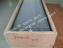 Gowe für Kobelco Bagger sk350–8Radiator lc05p00043s001