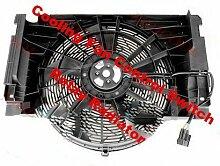 Gowe Kühlung Fan Control Switch Relais für mc-fa-330Kühlung Fan Control Switch Relais Radiator für Volkswagen 64546921940