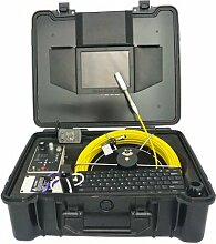 Gowe Meter Zähler 30m Kanalisation Inspektionskamera, CCTV Rohr Kontrollsystem, Ablauf Inspektionskamera Sensor Größe: 1/10,2cm; horizontale Auflösung: 420TVL; Signal System: NTSC