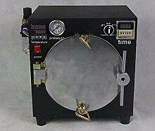 Gowe New schwarz Mini hohe Druck Autoklaven OCA selbstklebend Aufkleber LCD Bubble entfernen Maschine für Glas Renovieren