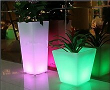 Gowe Outdoor Colorful Höhe 26cm PP Glow LED