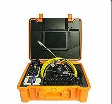 Gowe Unterwasser CCTV Video Ablauf Inspektionskamera mit 512Hz Sender für Tube Testen mit 30m Kabel Sensor Größe: 1/10,2cm; horizontale Auflösung: 420TVL; Signal System: NTSC