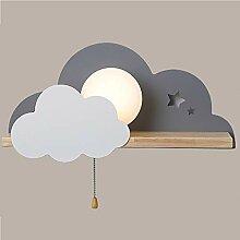 GPAN Wolke Wall lamp Indoor einfache süße