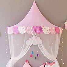 GQCDQ Indoor Kinder Himmelbett Zelte, Prinzessin