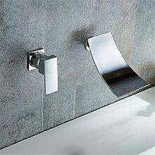GQLB Kitchen Sink Faucet Mixer aus Massivem