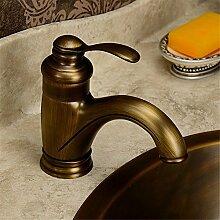 GQLB Küche mixer gold Küchenspüle Waschtisch