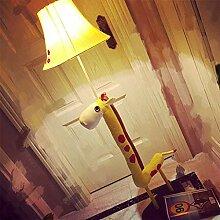 GQQ Stehleuchte, Stehlampen, Led Cartoon Giraffe