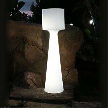 GRACE LED Stehleuchte mit Kabel H170 cm Weiß New