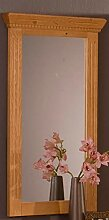 Gradel Spiegel Isabella mit Holzrahmen kadmiumgelb
