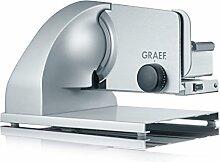 Graef SKS900EU Allesschneider, aluminium