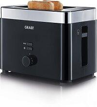 Graef Toaster TO 62, 2 kurze Schlitze, für