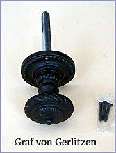 Graf von Gerlitzen Eisen Tür Möbel Türgriffe