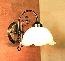 Graf von Gerlitzen Jugendstil Wand Lampe Wandlampe