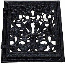 Graf von Gerlitzen Ofen Tür Türe Ofentür