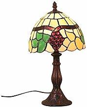 Graf von Gerlitzen Tiffany Stand Tisch Lampe Antik