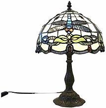 Graf von Gerlitzen Tiffany Stand Tisch Lampe