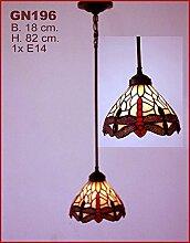 Graf von Gerlitzen Tiffany Tiffanylampe Decken