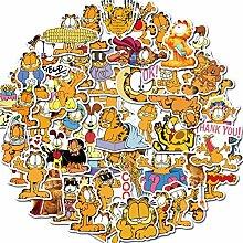 Graffiti-Aufkleber50 STK. Cartoon Garfield